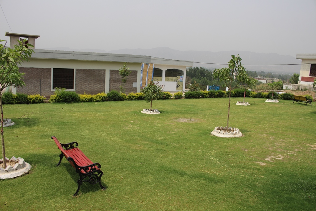 Women University Swabi Botanical Garden