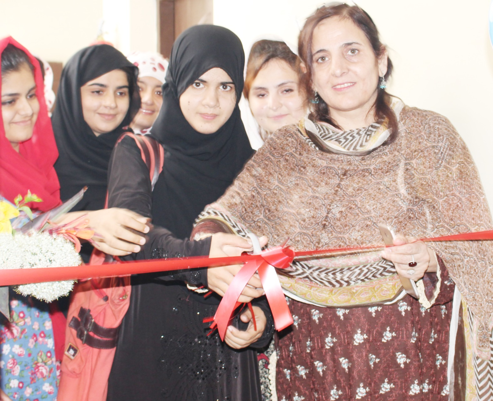 Student Debate Chamber has been launched by Women University Swabi.
