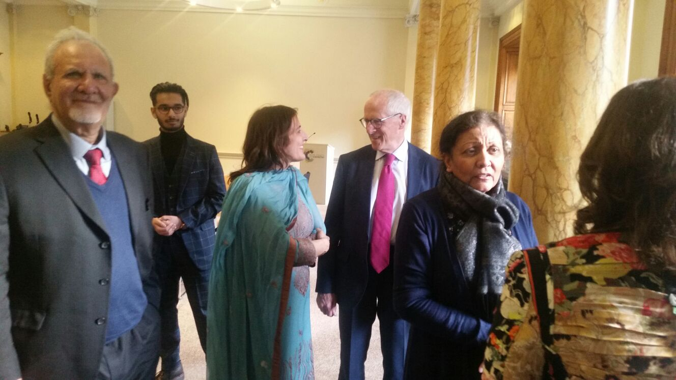 VC Visits to UK